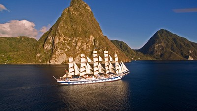 De cruises Star Clippers Image 3