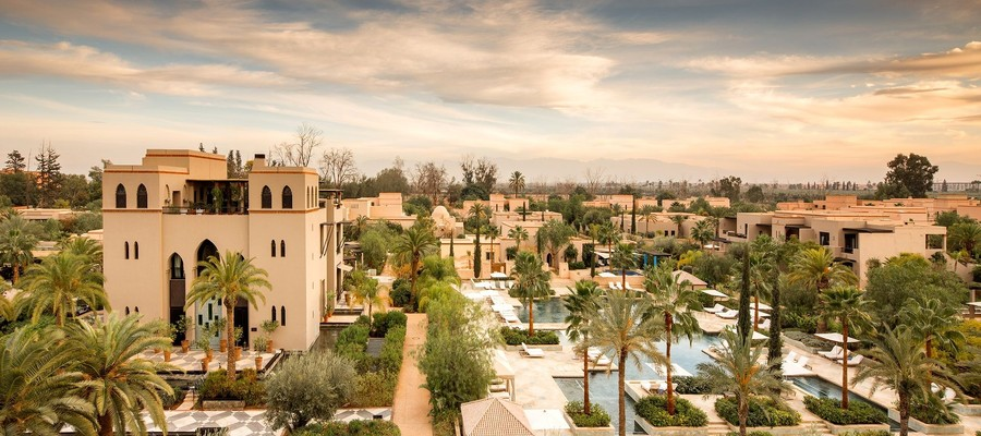 Four Seasons Marrakech ★★★★★ Luxe Image 1