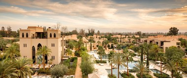Four Seasons Marrakech ★★★★★ Luxe